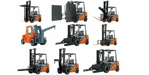 Supply Of Fork Lift Spares